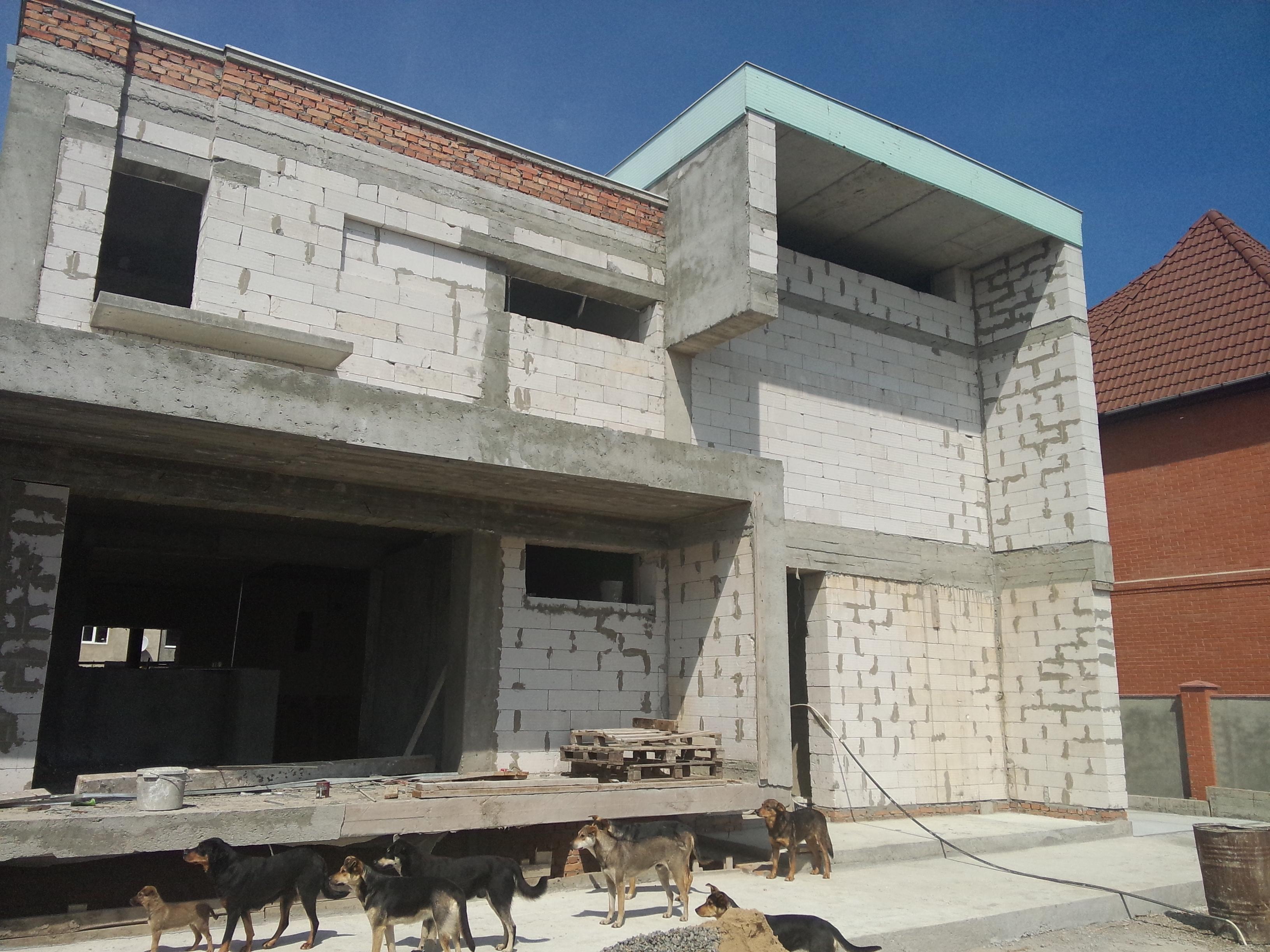 Дом в современном стиле - Проект