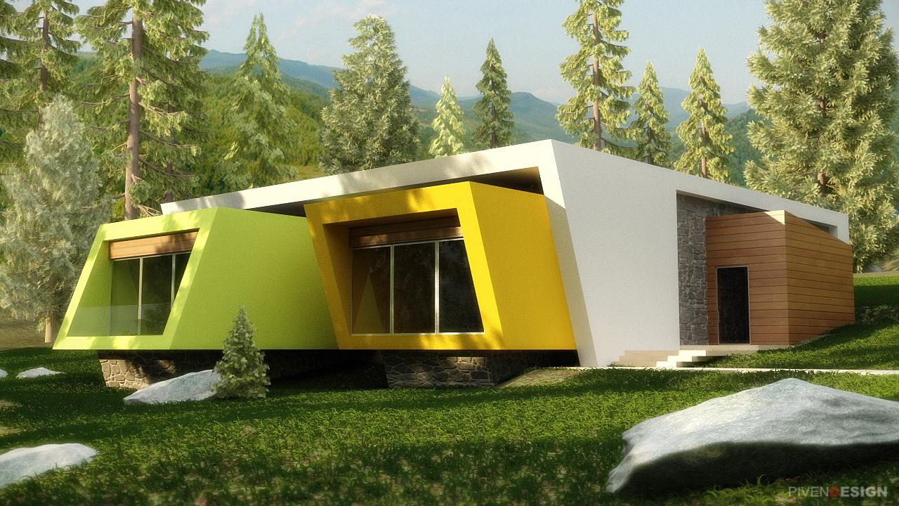Проект реконструкции детского сада