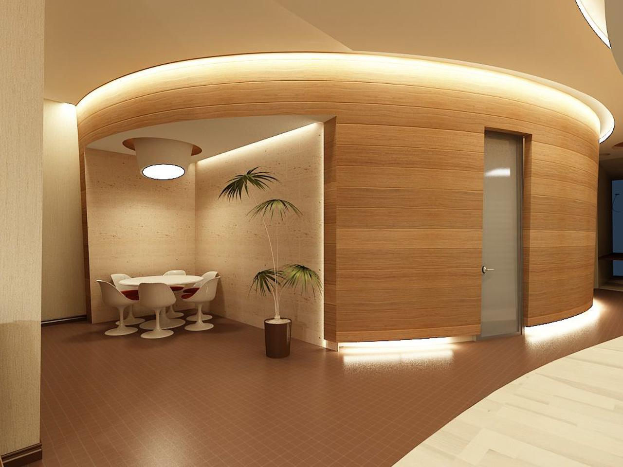 Дизайн интерьера офиса в Ильичевске