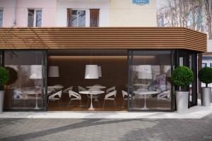 Концептуальный проект кафе